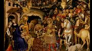 Adoration of the Magi in paintings (2)