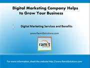 Digital Marketing Company Helps to Grow Your Business