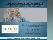 Life Insurance Settlements by Beacon Life Funds