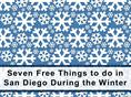 Seven Free Things to do in San Diego During the Winter
