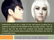 Hair Style and Beauty