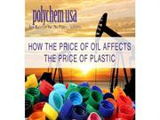 How the Price of Oil Affects the Price of Plastic