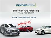 Auto Financing For Bad Credit in Edmonton