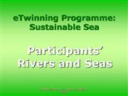 Programme Sustainable Sea | Participants