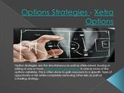Options Strategies - Xetra Options