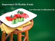 Eat Healthy Food To Stay Well and Live Longer