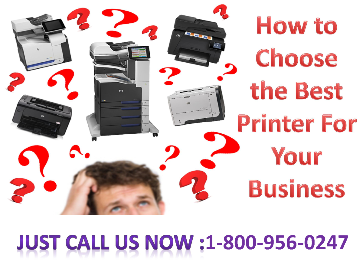How to Choose the Best Printer for Your Busiensses ...