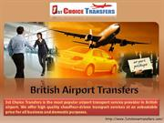 Choose Your British Airport Transfers
