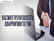 outsourced appointment setting services- call2customer