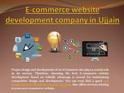 E-commerce website development company in Ujjain
