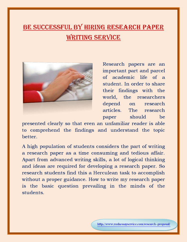 research paper writing service reviews I recently had the opportunity to speak with a former writer for a prestigious essay writing service writing services are essays, research papers.