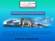 How to Select Your Cheapest British Airport Transfers Service