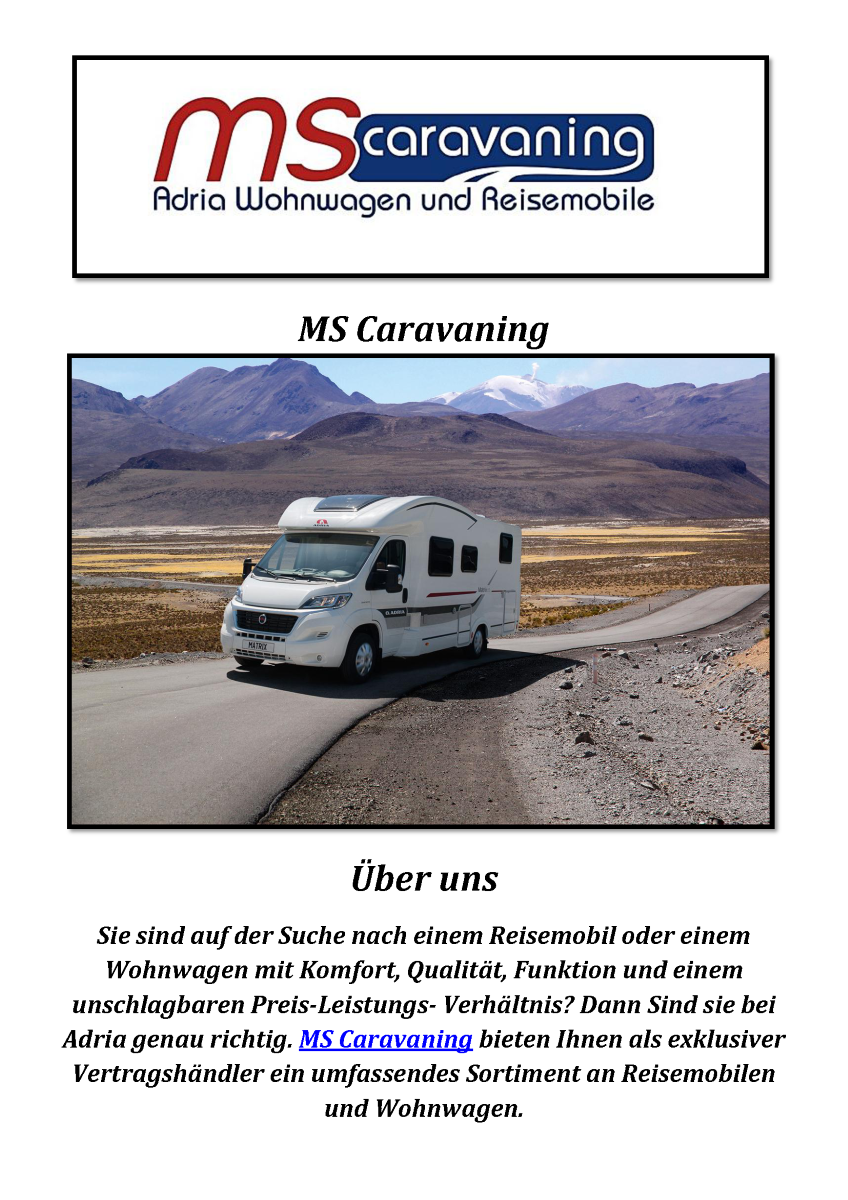 ms caravaning adria wohnwagen authorstream. Black Bedroom Furniture Sets. Home Design Ideas