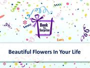 Beautiful Flowers In Your Life