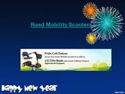 Discount Mobility - new year sale - road mobility scooter