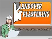 Plastering Andover