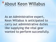 About Keon Willabus, Keon Willabus Profile