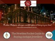 The ultimate guide to buying antique jewellery