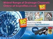 Drainage Channel – BcProfiles.co.uk