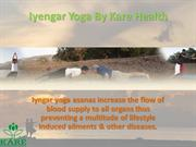 Iyengar Yoga By Kare Health