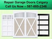 Affordable Garage Door Repair and Installation Services