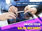 Customer Relationship Management, Best CRM For Small Business