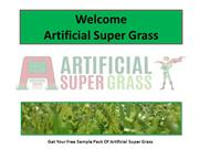 Artificial Grass Mats | Artificial Super Grass