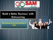 Build a Better Business with Outsourcing- outsource service provider i