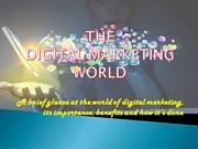 Digital marketing and its significance in business