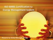 Iso 50001 presentation ppt downloads