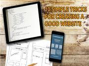 Tips and Tricks for creating a good website