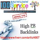 I will give 100 PR10 to PR6 permanent social bookmarks backlinks