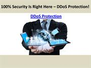 DDoS Protection Presents - GRE DDoS Protection