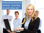 Professional Network, , Business Social Network