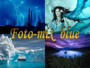 Photo Mix BLUE
