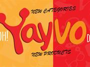 Yayvo - New Categories &Products