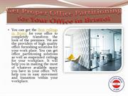 Get Proper Office Partitioning for Your Office in Bristol