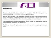 9.FEI-XC-guidelines2015