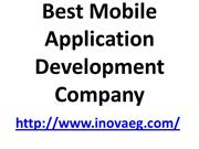 Best Mobile Application Development Company