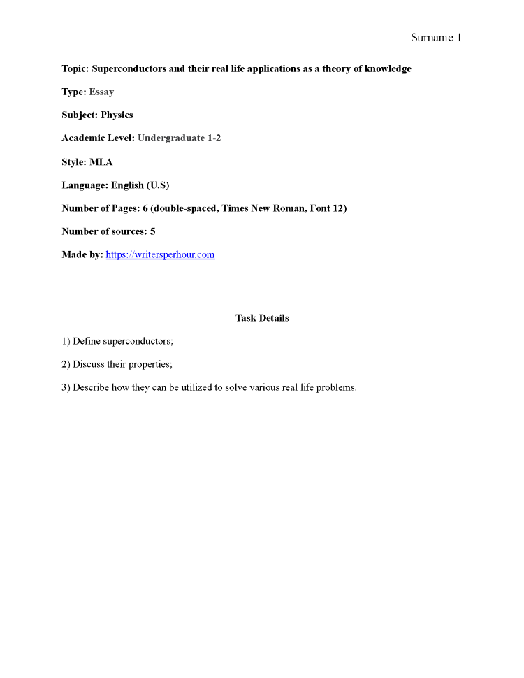 physics 81 essay Database of example physics essays - these essays are the work of our professional essay writers and are free to use to help with your studies.