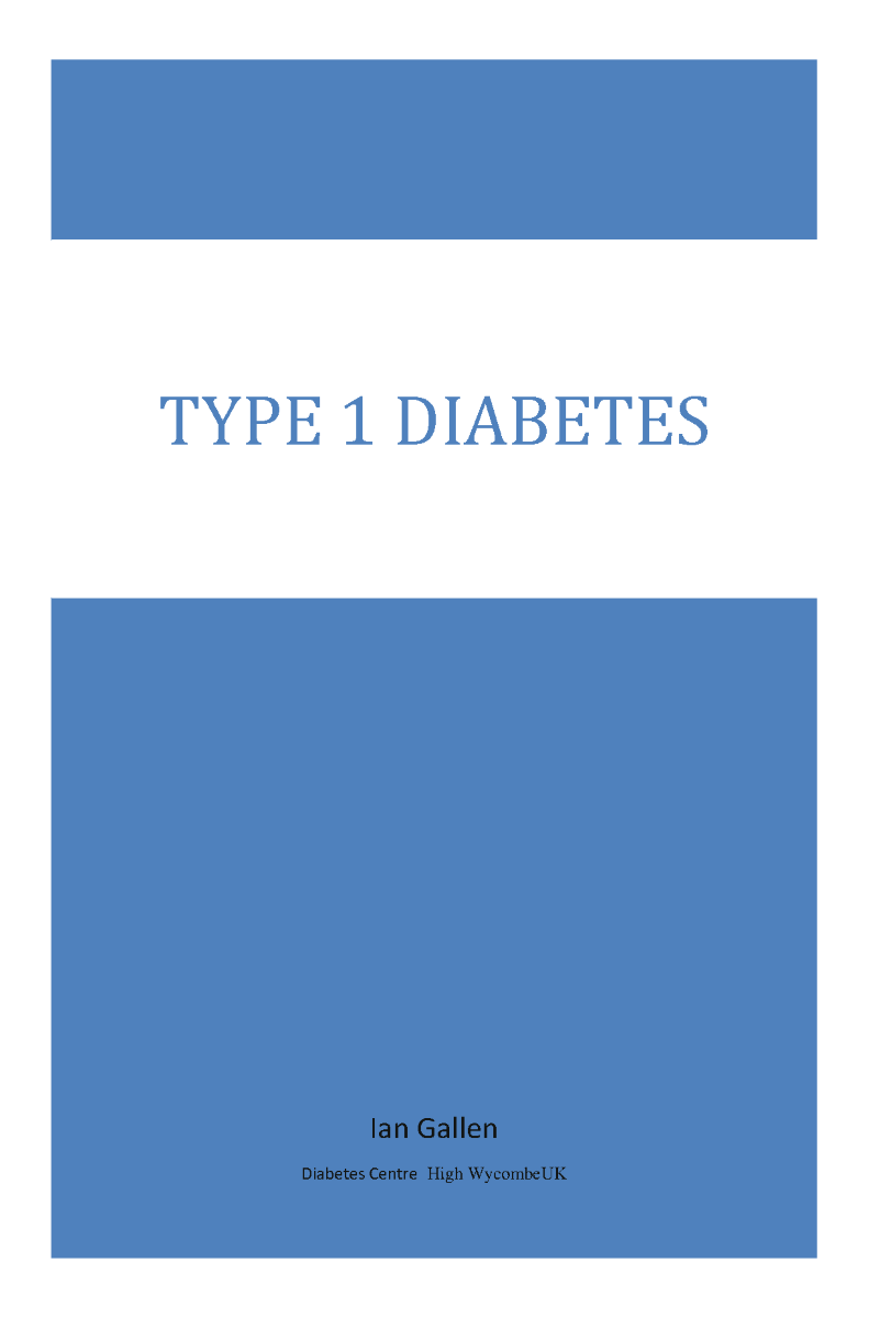 Type 1 Diabetes Clinical Management of the Athlete |authorSTREAM