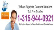 1-315-944-0921 Yahoo Tech Support Number