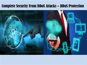 GRE DDoS Protection Extreme Security Towards Your End