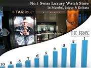 What Makes Prime The #1 Swiss Luxury Watch Store In Mumbai, Jaipur & K