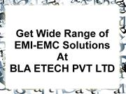 Power Line Filters and IEC Inlet Filters by BLA Etech