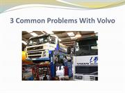 3 Common Problems With Volvo