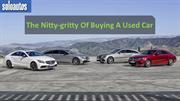 The Nitty-gritty Of Buying A Used Car