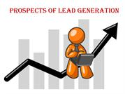Prospects of Lead Generation
