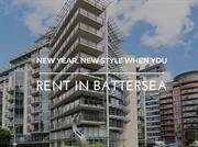 New Year , New Style When You Rent In Battersea
