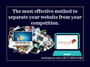 The Most Effective Method to Build an Effective Website